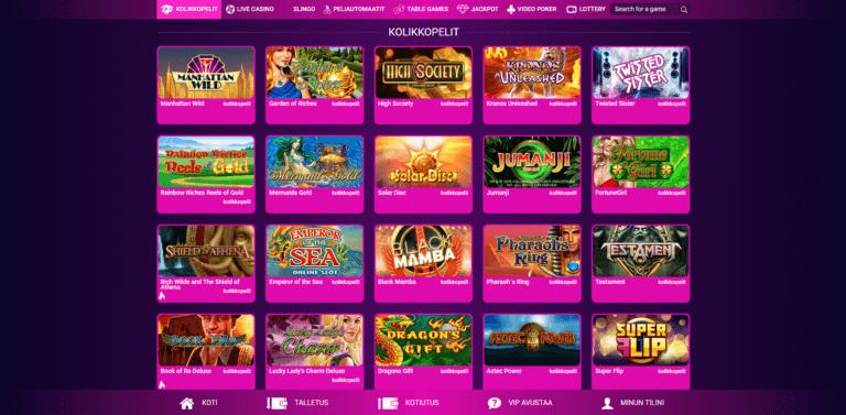 No Bonus Casino Kuvankaappaus 3