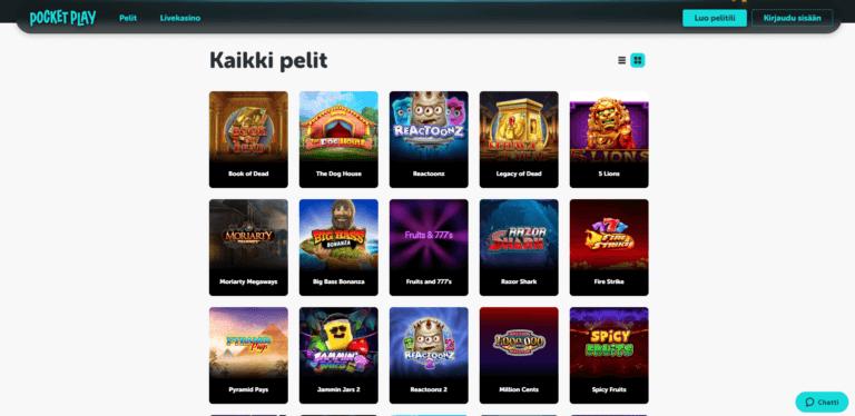 Pocket Play Kuvankaappaus 3