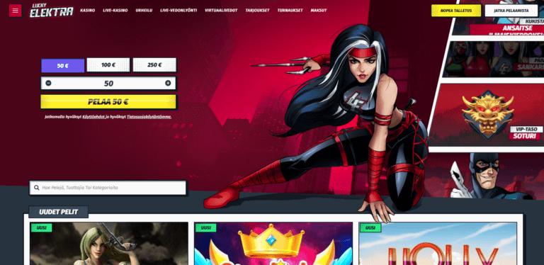 Lucky Elektra Kuvankaappaus 1