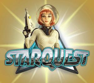 Star Quest  logo arvostelusi